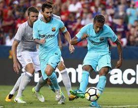 Những khoảnh khắc đáng nhớ trong ngày Barcelona đánh bại MU
