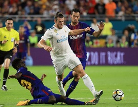 Những khoảnh khắc đáng nhớ ở đại chiến Barcelona-Real Madrid tại Mỹ
