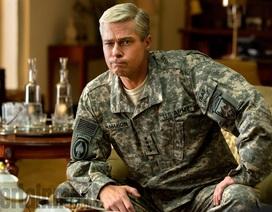 Brad Pitt trở lại trong phim mới
