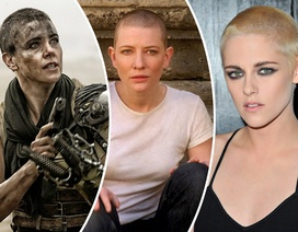 """Tại sao nhiều nữ diễn viên bất ngờ… """"xuống tóc""""?"""