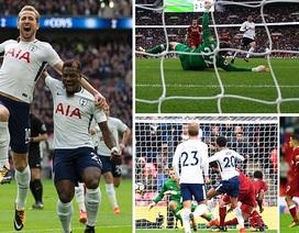 Vùi dập Liverpool, Tottenham vươn lên bằng điểm MU