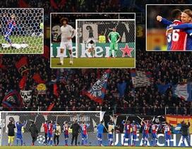 MU thua đắng trên sân Basel bởi bàn thắng muộn