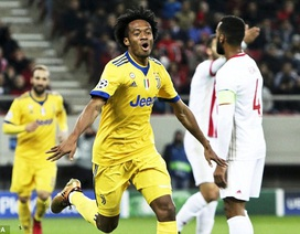 Juventus theo chân Barcelona giành vé đi tiếp ở Champions League