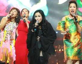 Mỹ Tâm lần đầu hát cùng bốn diva nhạc Việt