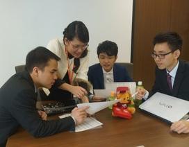 """Kỹ sư CNTT Việt """"vào tầm ngắm"""" của doanh nghiệp Nhật Bản"""