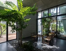 KTS Võ Trọng Nghĩa tiếp tục gặt hái thành công với kiến trúc xanh