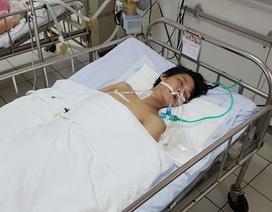 Chàng trai không có cha mẹ nguy kịch vì viêm màng não đã qua đời