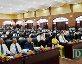 Đề nghị miễn nhiệm chức vụ Phó Chủ tịch thành phố Đà Nẵng