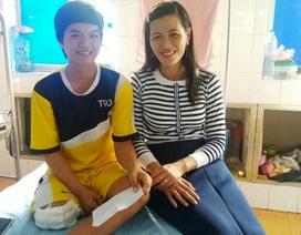 Vụ thiếu niên bị cắt chân: Cắt thi đua ê kíp trực