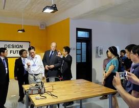 ĐH Đà Nẵng mở cửa không gian đổi mới dành cho nhà sáng chế