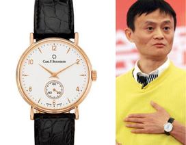 Các CEO công nghệ trên thế giới dùng đồng hồ sang cỡ nào?