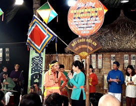 Nghệ nhân hô Bài Chòi Hội An hội tụ mừng sự kiện thành Di sản thế giới