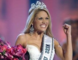 """Cựu Hoa hậu Mỹ cảm ơn ông Trump vì đã """"cứu vớt cuộc đời"""""""