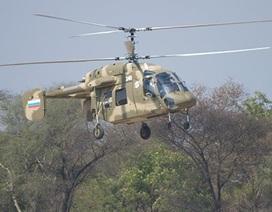 Nga chế tạo trực thăng bằng công nghệ 3D lần đầu tiên trên thế giới
