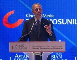 Ông Obama cảnh báo Triều Tiên phải trả giá cho chương trình hạt nhân