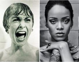 Rihanna tái hiện vai diễn kinh điển trong phim kinh dị trứ danh