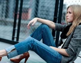Chiếc quần jeans nữ cổ nhất thế giới trông như thế nào?