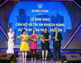 Lễ bàn giao căn hộ và tri ân khách hàng Dự án Rivera Park Sài Gòn