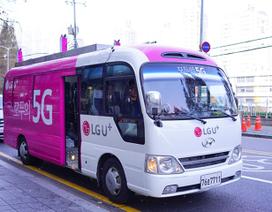 """LG U+ và Huawei khai trương dự án thành phố """"băng rộng mọi nơi"""" tại Seoul"""
