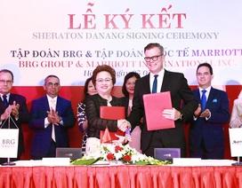 Tập đoàn BRG và Marriott International hợp tác về dự án khách sạn Sheraton Đà Nẵng