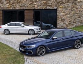 BMW 530e iPerformance - Hybrid tính năng vận hành cao