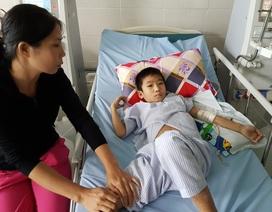 Thương bé 10 tuổi nguy kịch vì suy thận mãn giai đoạn cuối