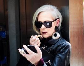 Sự nhầm lẫn giúp giáo sư Đại học 63 tuổi trở thành… người mẫu