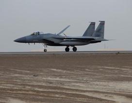 Qatar ký hợp đồng 12 tỷ USD mua máy bay chiến đấu F-15 của Mỹ