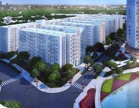 Bất ngờ với căn hộ EHomeS đồng giá 658 triệu