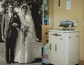 """Cặp vợ chồng già khoe đồ điện """"hơn 60 năm vẫn chạy tốt"""""""
