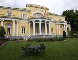 6 chuyện lạ về Tòa Đại sứ Mỹ ở Moscow