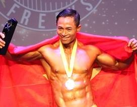 """Chàng trai """"6 múi"""" Bình Thuận: Hái quả ngọt từ nỗ lực không mệt mỏi"""
