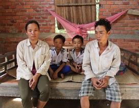 Thương cảm người vợ nghèo mơ có 50 triệu thay hộp sọ cho chồng