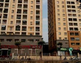 Hoả hoạn đang đe doạ cụm nhà chung cư 229 Phố Vọng, chủ đầu tư vẫn phớt lờ?