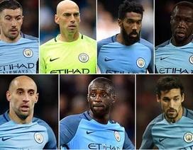 """Lộ danh sách 7 cầu thủ sắp bị Pep Guardiola """"đẩy ra đường"""""""