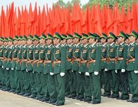 Quy định mới về chuyển xếp lương quân nhân chuyên nghiệp