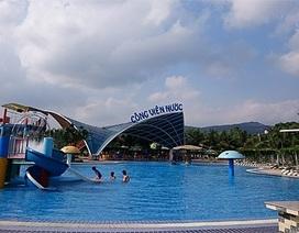 Công viên nước - Xu hướng đầu tư hiệu quả tại Việt Nam