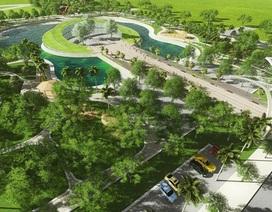 Nhà liền kề duy nhất quận Hà Đông có cảnh quan hồ sinh thái