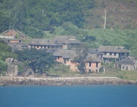 Những biệt thự bỏ hoang trên bán đảo Sơn Trà