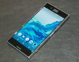 Sony trình làng điện thoại Xperia XZ Premium màn hình 4K HDR đầu tiên trên thế giới