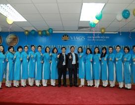 VIAGS đạt nhiều giải thưởng về chất lượng dịch vụ mặt đất tại sân bay Nội Bài