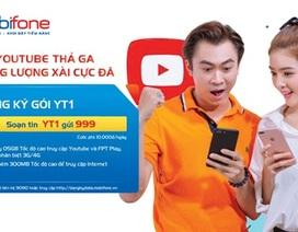 """Hồ Việt Trung, Lilly Luta livestream phân trần về """"phim giả, tình thật"""" bằng 4G siêu mượt của MobiFone"""