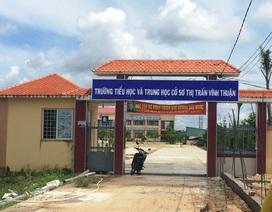 Từ vụ đóng cửa trường ở Kiên Giang: Lộ ra chuyện xây trường trên đất lúa?