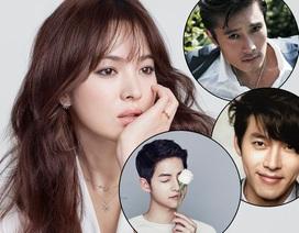 8 chặng đường tình của Song Hye Kyo trên màn ảnh