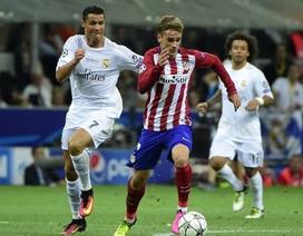 "Đại chiến C.Ronaldo - Griezmann: Những ""số 7""… buồn"