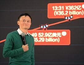 Mua sắm trực tuyến ngày Lễ Độc Thân đạt giá trị giao dịch 38,2 tỷ USD