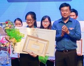 Nữ sinh Ngoại thương giành giải Nhất Olympic Tiếng Anh SV toàn quốc