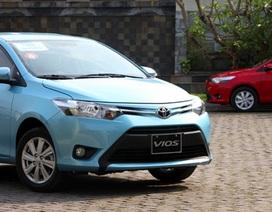 Vì sao chỉ có Toyota Vios sản xuất trước năm 2013 bị triệu hồi vì lỗi túi khí?