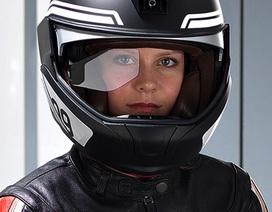 Có thể bạn chưa biết: Ứng dụng công nghệ hiển thị thông tin trên mũ bảo hiểm