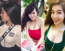 Những hot girl sở hữu vòng đo nóng bỏng thế hệ 10x, 9x, 8x